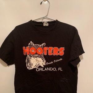 Hooters Shirts - Hooters Orlando Florida T-shirt Medium